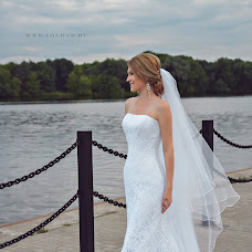 Hochzeitsfotograf Darya Zolotareva (zoldar). Foto vom 22.04.2016