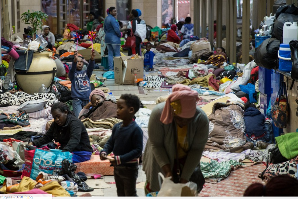 UNHCR 'cannot' relocate foreign nationals demanding to leave SA — report - SowetanLIVE