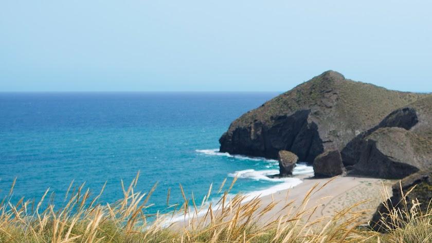 La playa de Los Muertos es considerada como una de las mejores de nuestro país.