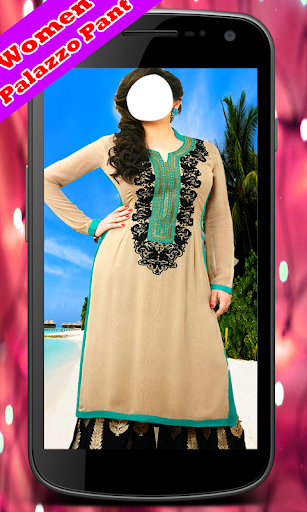 Women Palazzo Pant Suit New screenshot 3