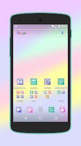 Azolla - Icon Pack screenshot 0