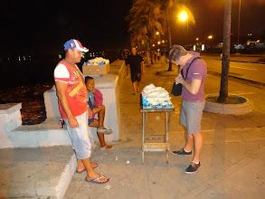 Photo: Pouliční popcorn.