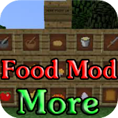 More Food Mod for Minecraft PE
