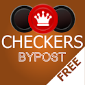 Checkers By Post Free icon