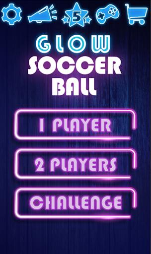 Glow Soccer Ball 4.2 screenshots 1