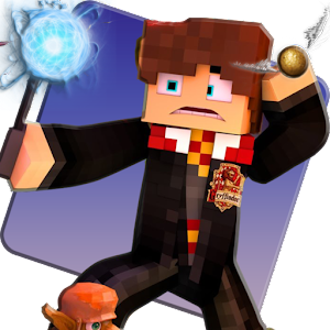 Skins Harry Potter And The Chamber Of Secrets MCPE Latest Apk - Skin para minecraft pe hermione