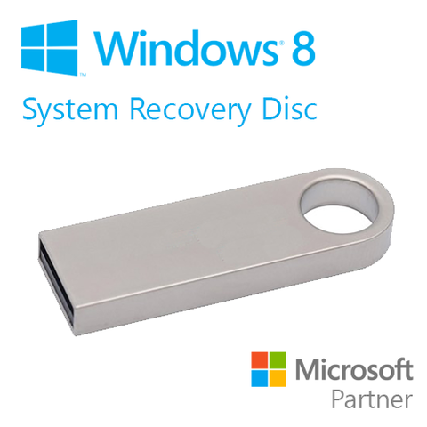 how to use windows recovery disk