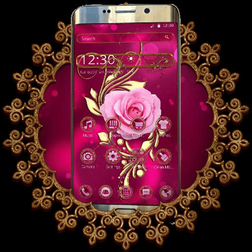Vintage Rose Luxury Theme