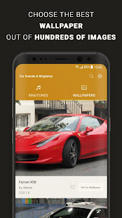App Car Sounds & Ringtones APK for Windows Phone