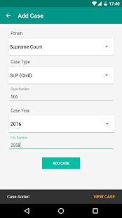 Provakil - Alerts for Cases - náhled
