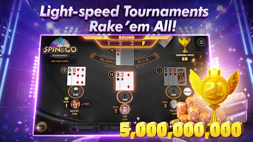 Blackjack 21: House of Blackjack 1.3.0 screenshots 2