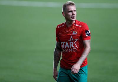 Ari Skulason, en fin de contrat, quitte le KV Ostende