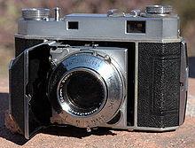 Photo: Kodak Retina II - early Road America photos