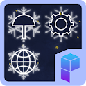 Snowflake Launcher Theme icon