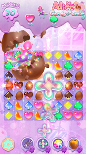 Alice in Candy Puzzle- screenshot thumbnail