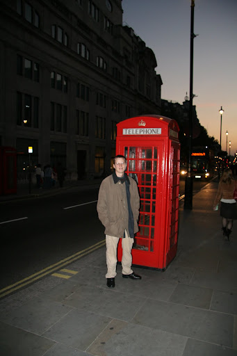 Sightseeing London 2005