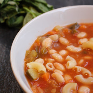 Minestrone Soup Pasta Sauce Recipes
