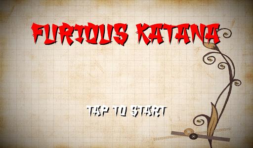 Furious Katana