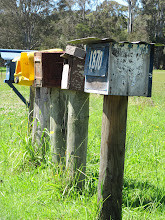 Photo: Year 2 Day 167 - Letter Boxes