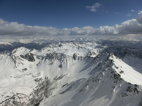 Photo: Ceiling in 4000m