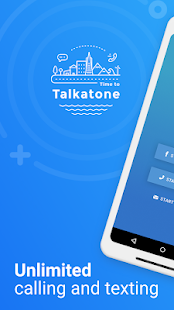 Talkatone: Free Texts, Calls & Phone Number