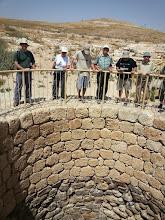 Photo: La puto en Arad-arkeologia parko