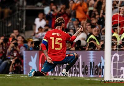 Sergio Ramos heeft record van Iker Casillas bijna te pakken