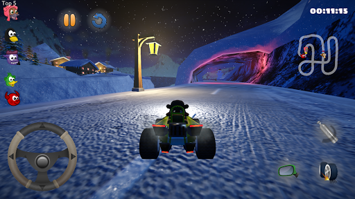 SuperTuxKart Beta  captures d'écran 2