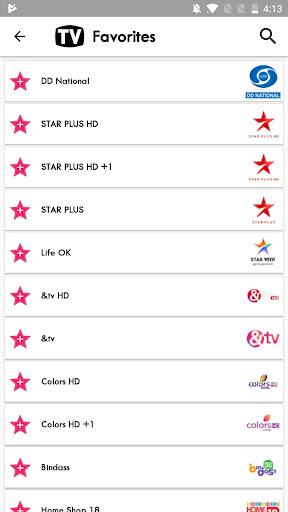TV India Free TV Listing 5.8 screenshots 6