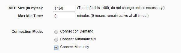 proxy en un router tp link