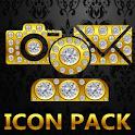 ICON PACK GOLD DIAMONDS THEME icon