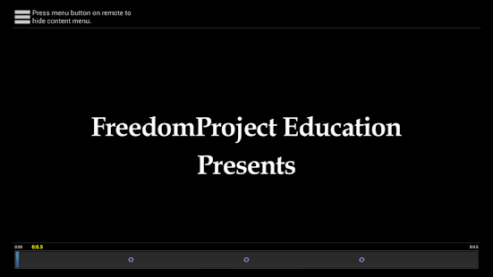 FreedomProject Media - náhled