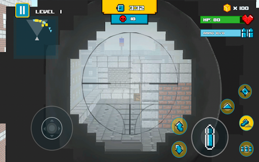 American Block Sniper Survival  screenshots 16
