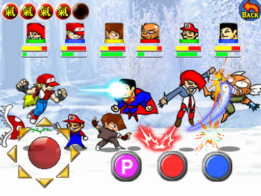 Mighty Fighter 2 apk screenshot 22