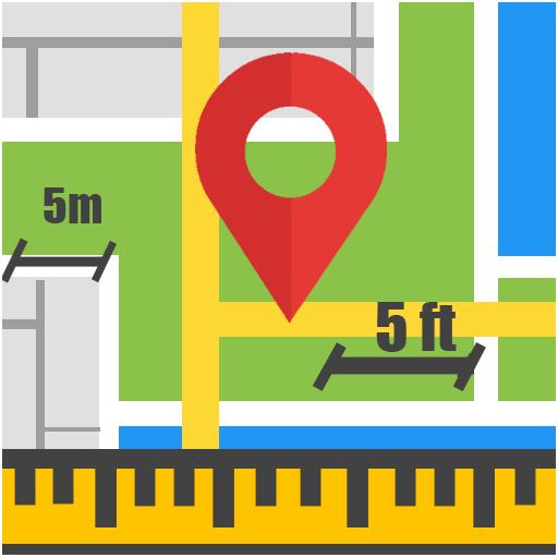 Maps Ruler 遊戲 App LOGO-硬是要APP