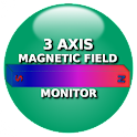 3 Axis Magnetic Field Monitor icon