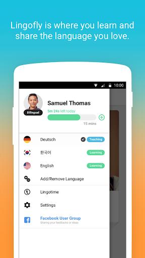 Lingofly_ネイティブから直接外国語会話を学べる