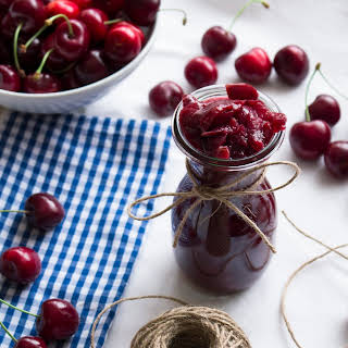 Cherry Compote.