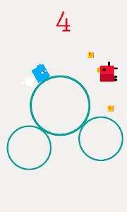Circle Run! screenshot 0