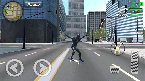 Black Hole Hero : Vice Vegas Rope Mafia 1.0.3 screenshots 21