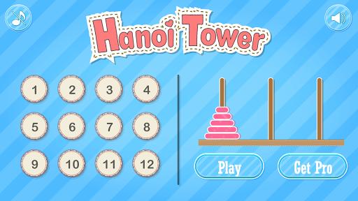 Hanoi Tower 1.2.9 screenshots 1