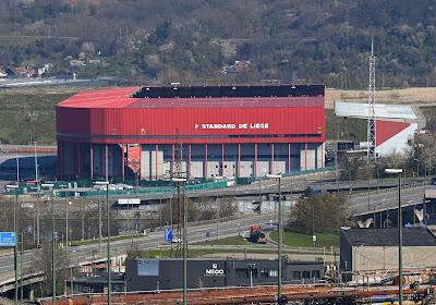 🎥 Des centaines de supporters du Standard de Liège présents aux abords de Sclessin