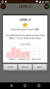 Memory Power Builder : Find Matching Pairs Puzzle- screenshot thumbnail
