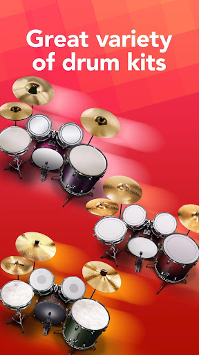 WeDrum: Drum Set Music Games & Drums Kit Simulator  {cheat|hack|gameplay|apk mod|resources generator} 5