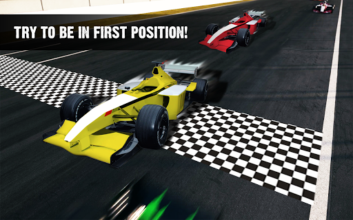 Code Triche Formula Racing Car Turbo Real Driving Jeux de cou APK MOD screenshots 2