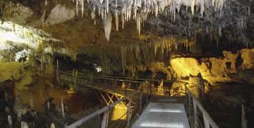 El Soplao Cave