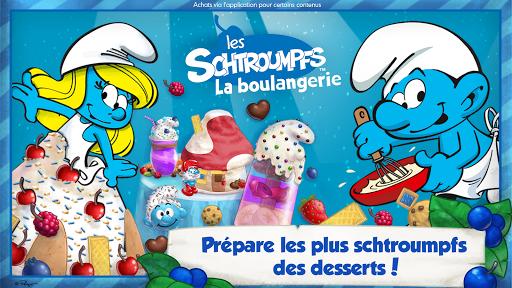 Télécharger Gratuit La Boulangerie des Schtroumpfs APK MOD (Astuce) screenshots 1