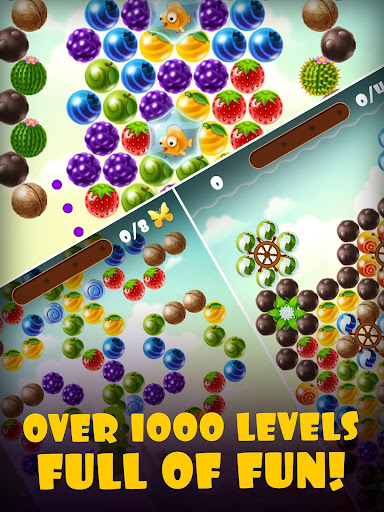 Fruity Cat -  bubble shooter! modavailable screenshots 16