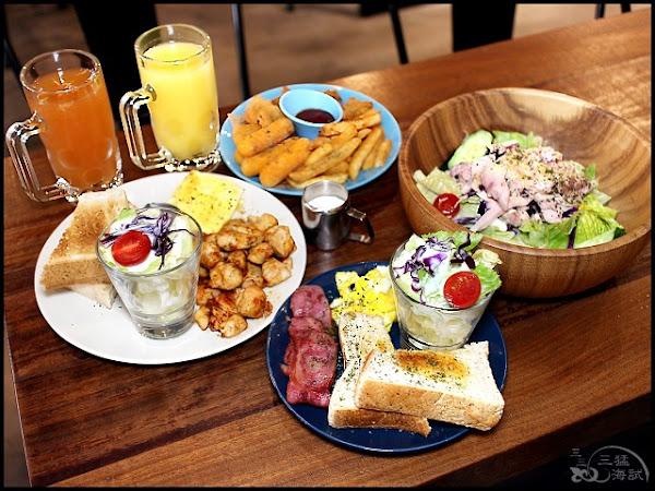 G+9鮮釀餐廳-國光店~初早餐嚕!除了義大利麵、精釀啤酒、木碗沙拉,又推出簡單飽足的健康概念早午餐!板橋早午餐