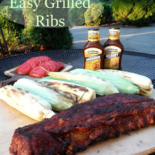 Easy Grilled Ribs
